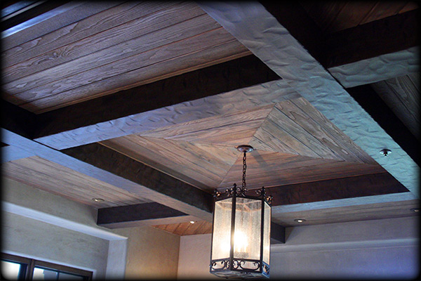 Adney sons fine woodworking for Wood box beam